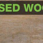 Distressed Wood Grey